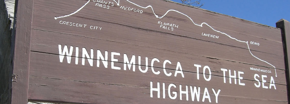 The Winnemucca To The Sea Highway Silver State Rv Park