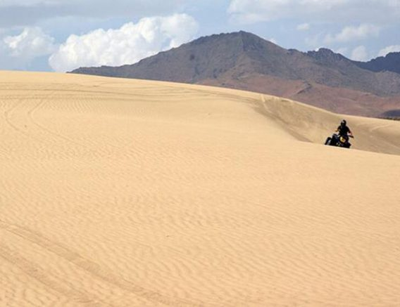 Doing the Winnemucca Sand Dunes   Silver State RV Park